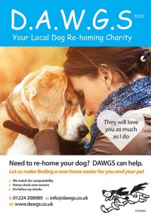 Rehoming poster
